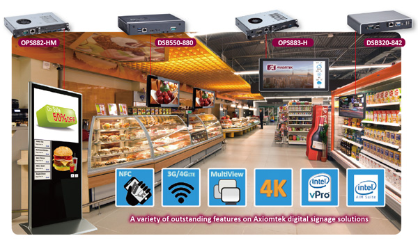 Digital Signage Solution